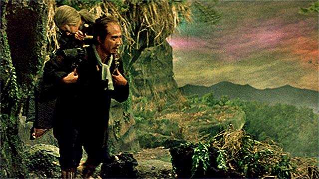 รีวิวThe elderly are left on the mountain to die