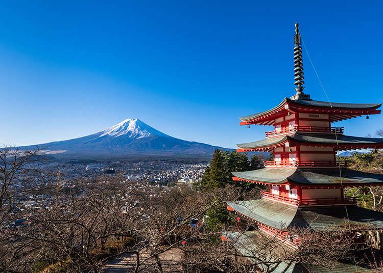 5 บุคคลสำคัญทางประวัติศาสตร์ของญี่ปุ่น