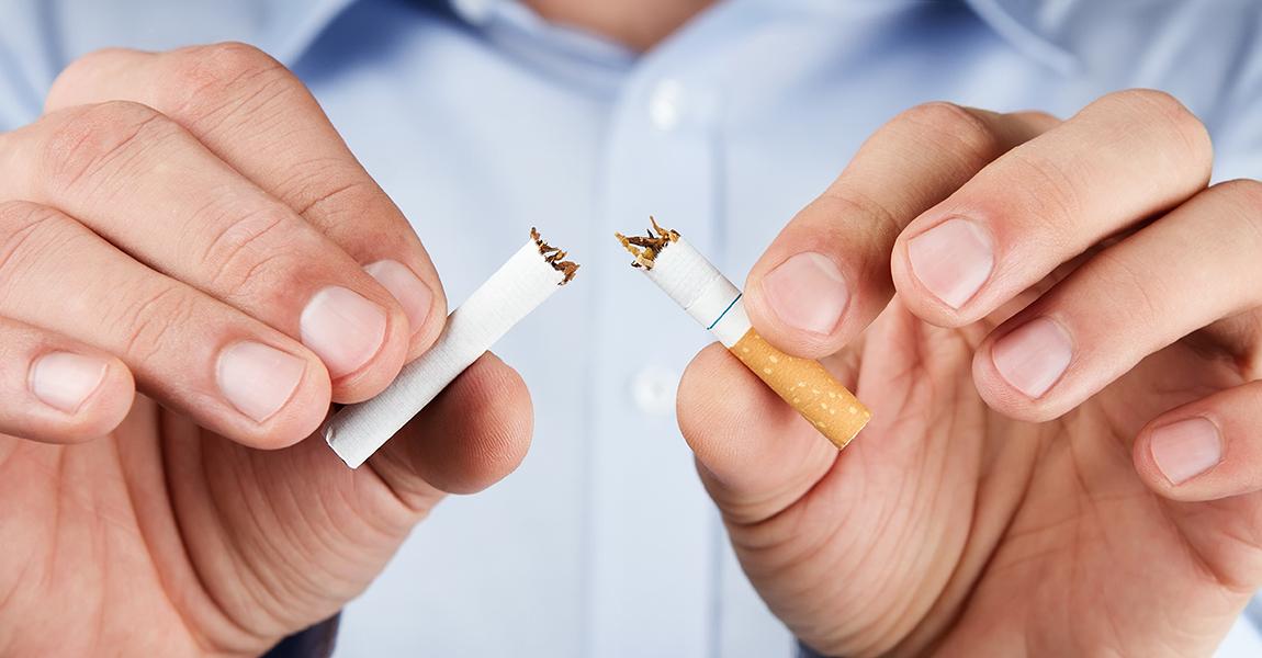 การใช้ยาสูบและความเป็นอยู่ที่ดีของบุรุษ