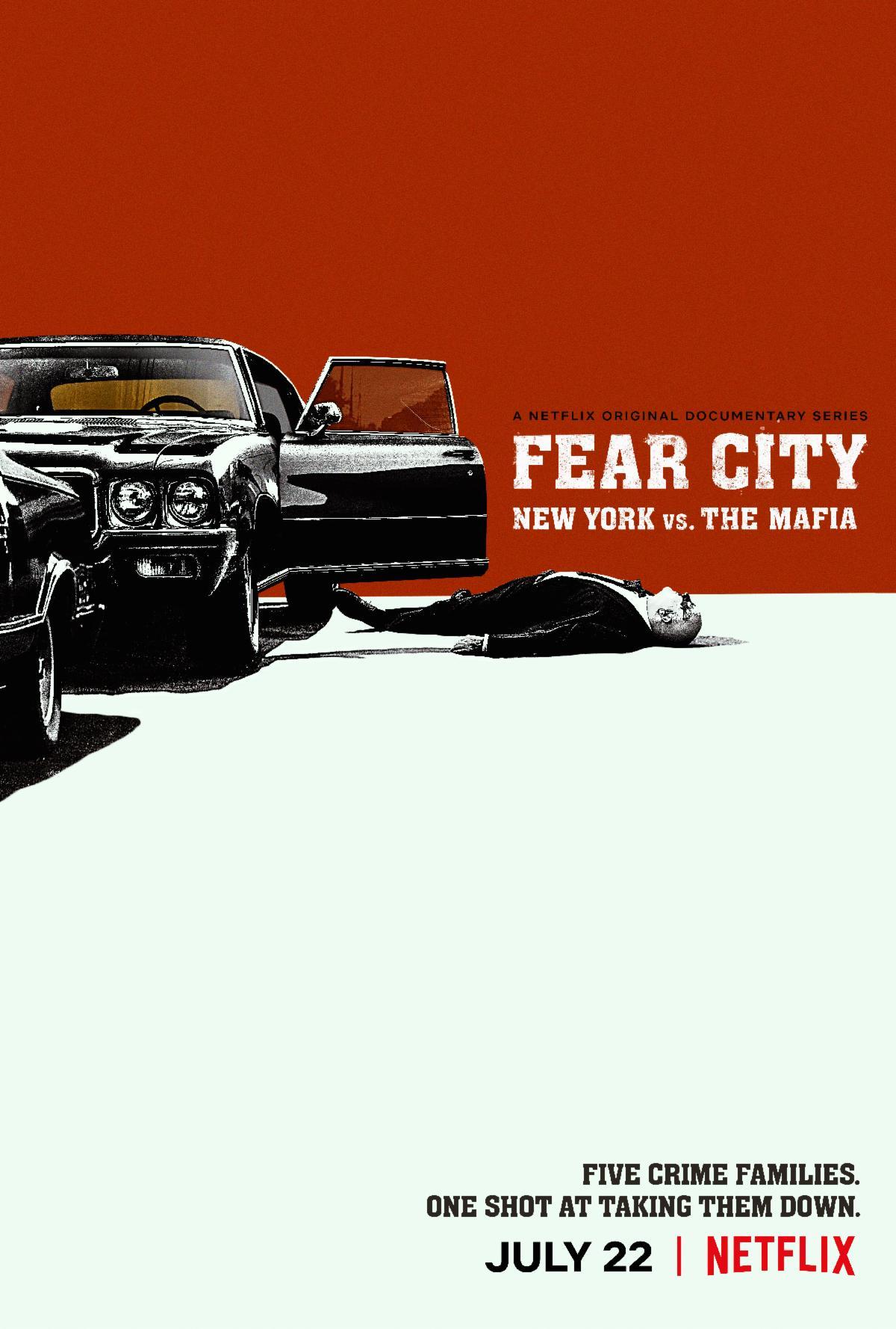 รีวิวเรื่อง FEAR CITY: NEW YORK VS THE MAFIA (2020)